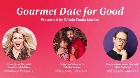 Valentine's Cook-Along Events