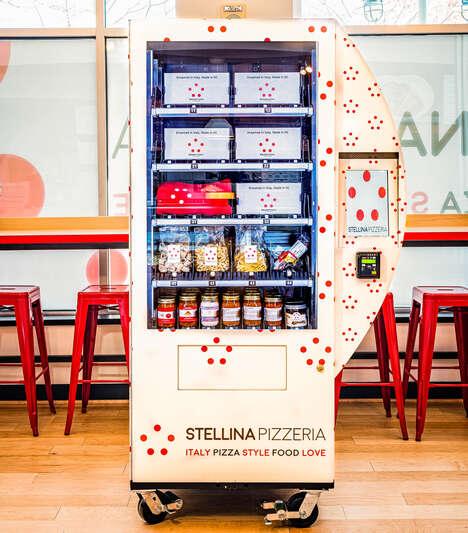 Pasta Vending Machines