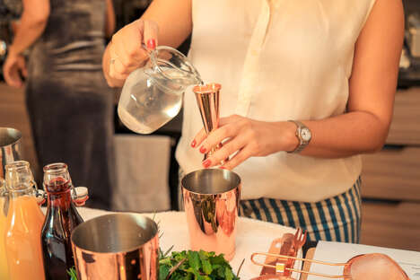Virtual Chef-Led Cocktail Classes