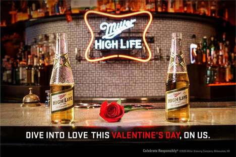 Romantic Dive Bar Promotions