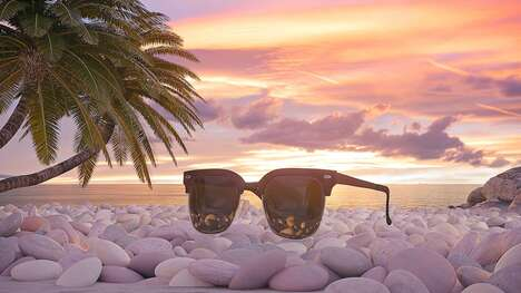 Strong Sustainable Sunglasses