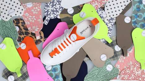 Interchangeable Component Sneakers