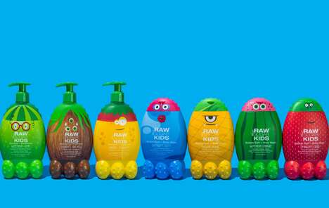Kid-Friendly Clean Care Products
