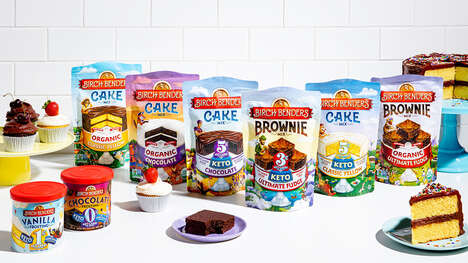 Low-Carb Baking Lines