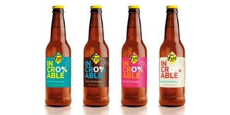 Flavor-Forward Alcohol-Free Beers