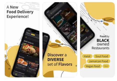 Black-Owned Food Delivery Apps