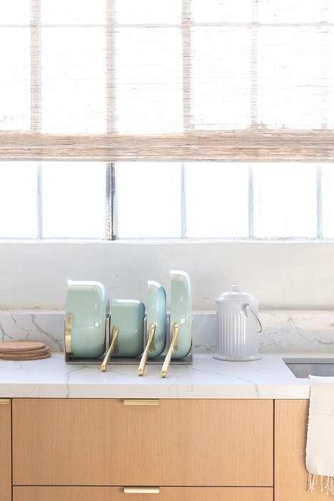 Seafoam Green Kitchenware