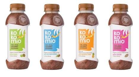 Blended Coconut Beverages