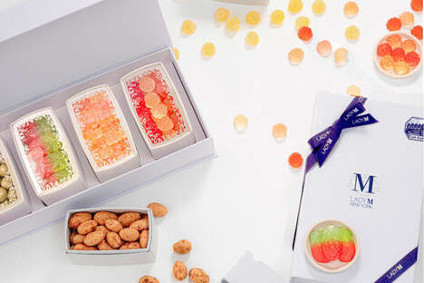 Cake-Inspired Confections