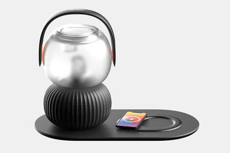 Wireless Charger Food Processors