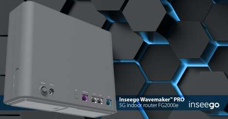 Enterprise-Ready 5G Indoor Routers