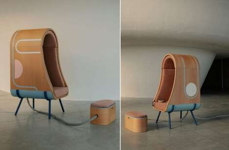 Supportive Anti-Stress Seating