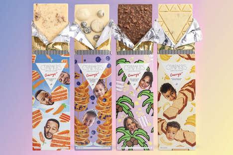 Collaborative Celebrity Chocolates