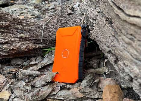 Adventure-Tracking Smart Devices