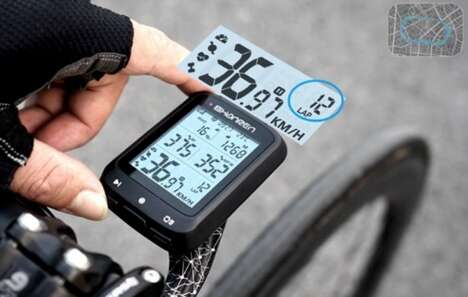Accessible Cyclist Computer Systems