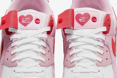 Secret Message Sneakers