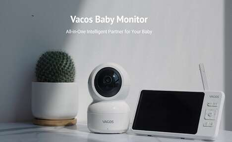 Hackproof Baby Monitors