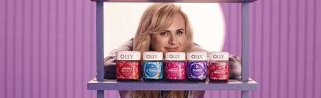 Celeb-Promoted Gummy Vitamins