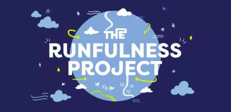 Idea-Promoting Mindful Running Platforms