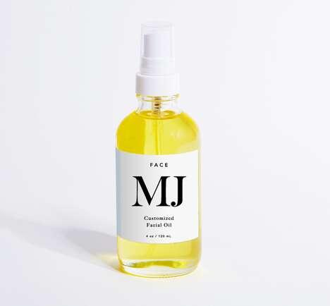 Customized Face Oils