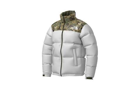 Customizable Winter Jackets