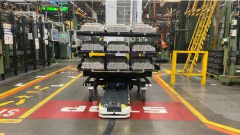 Connective Initiative Production Plants