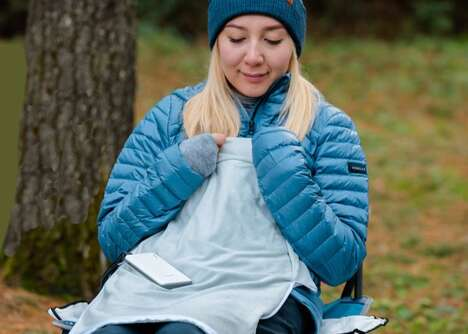 Outdoor-Friendly Heated Blankets