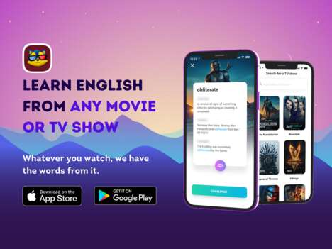 Content-Based Language Learning Apps