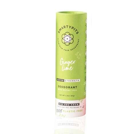 Eco Aluminum-Free Deodorants
