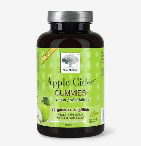 Apple Cider Vegan Gummies