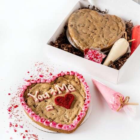 Romantic Cookie Cake Kits