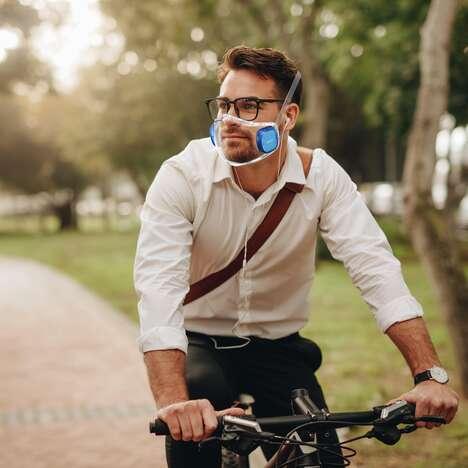 Smart Transparent Face Masks