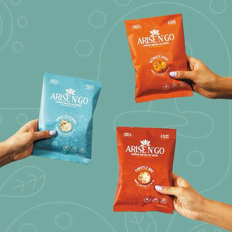 Popped Superfood Snacks