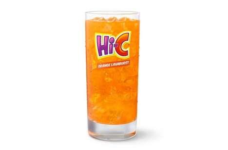 Resurrected Fast Food Juices