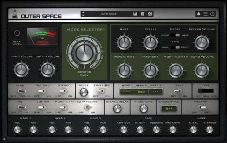 Modern Tape Echo Plug-Ins