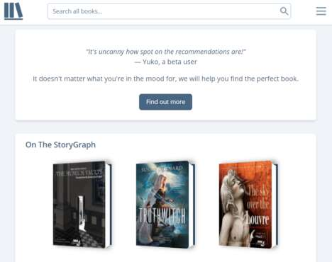 User-Friendly Streamlined Book Review Platforms