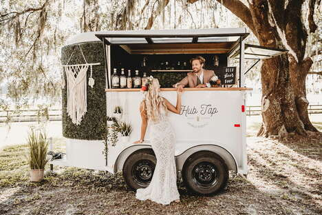 Mobile Wedding Bars