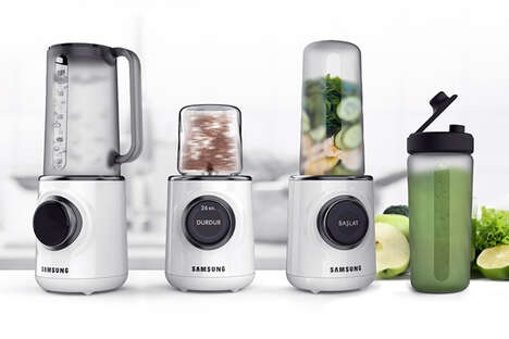 Modular Food Preparation Appliances
