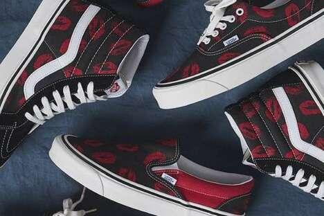 Lip Graphic Skate Footwear