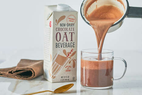 Dairy-Free Chocolate Beverages