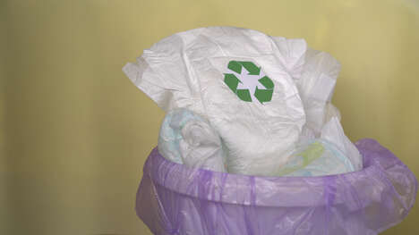 Dirty Diaper Recycling Networks