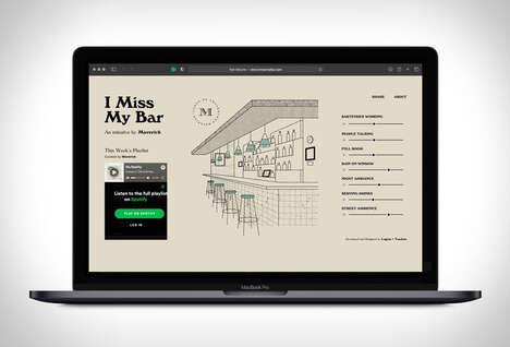 Ambient Bar Noise Websites