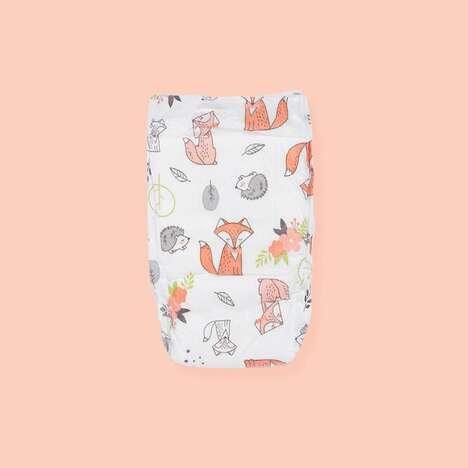 Premium Eco-Friendly Diapers