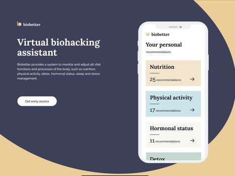 AI-Powered Biohacking Assistants