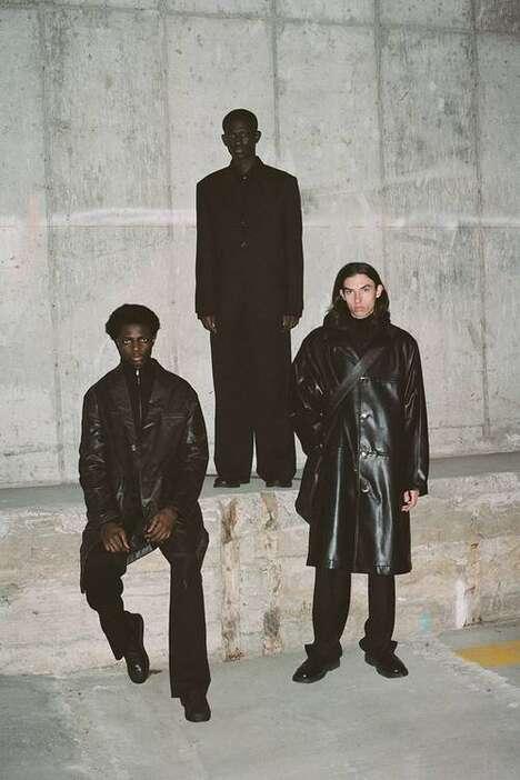 Brooklyn-Themed Rugged Fall Fashion