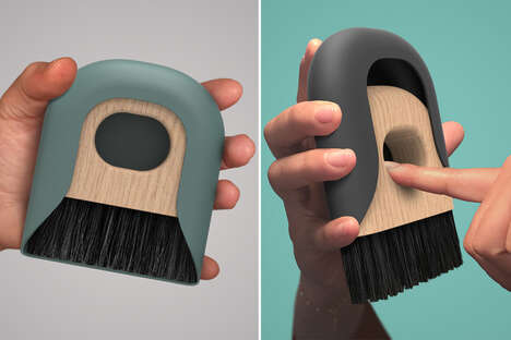 Design-Conscious Cleaning Equipment