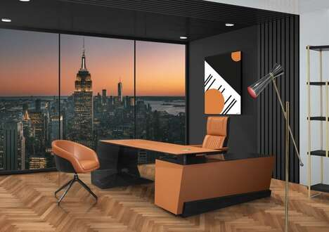 Automotive Office Furniture