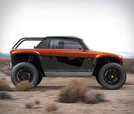 Speedy All-Electric Off-Roaders