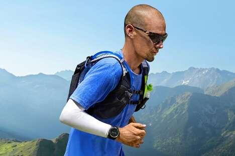 Marathon-Ready Smartwatches