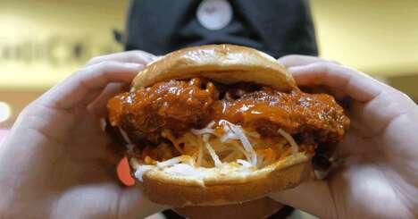 Korean-Inspired Street Food Menus